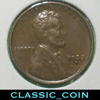 1932 D LINCOLN WHEAT CENT TOUGHER DATE