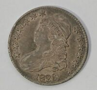 1826 CAPPED BUST SILVER HALF DOLLAR G56