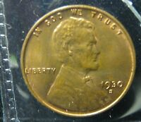 1930 -S LINCOLN WHEAT CENT - GEM -  P-182-1