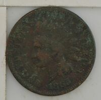 1865 INDIAN HEAD ONE CENT Z04