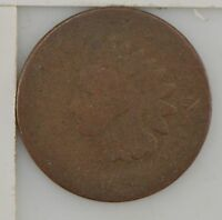 1873 INDIAN HEAD ONE CENT Z35