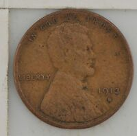 1913-S LINCOLN WHEAT EARS CENT Z07