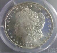 1879-S PCGS MINT STATE 64  UNCIRCULATED MORGAN SILVER DOLLAR