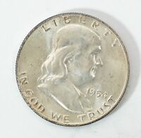1954 D FRANKLIN HALF DOLLAR G79