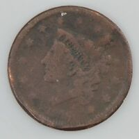 1829 MATRON HEAD LARGE CENT Z18