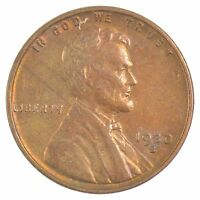 1930-S LINCOLN WHEAT EARS CENT J29