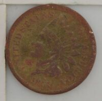 1861 INDIAN HEAD ONE CENT Z96