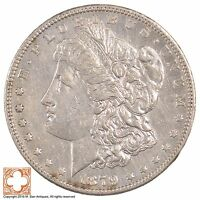 1879-S MORGAN SILVER DOLLAR J435