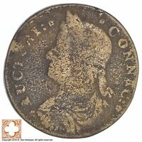 1787 CONNECTICUT COPPER CENT 646