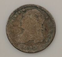1830 CAPPED BUST SILVER DIME G49