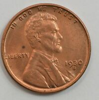1930-S LINCOLN WHEAT EARS CENT G20