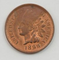 1899 INDIAN HEAD ONE CENT G69
