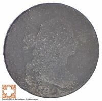 1800 DRAPED BUST LARGE CENT XB04