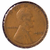 1928 1C LINCOLN CENT AUTO. COMBINED SHIPPING]19007
