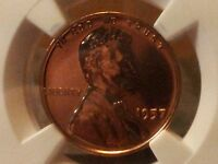 1957 1C PF68 RD NGC THIS IS A TRUE RED BLAZER POPULATION LOW MAKE ME AN OFFER