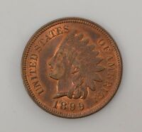 1899 INDIAN HEAD ONE CENT G99