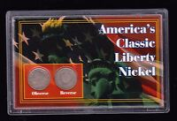 AMERICAN CLASSIC LIBERTY NICKEL  LIBERTY V NICKELS