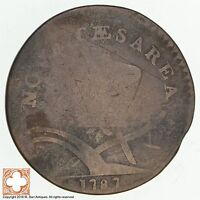 1787 NEW JERSEY COPPER COLONIAL 8664