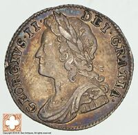1741 GREAT BRITAIN 6P SIXPENCE 8925