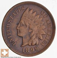 1899 INDIAN HEAD CENT 8289