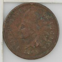 1865 INDIAN HEAD ONE CENT Z70