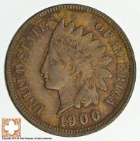 1900 INDIAN HEAD CENT 4586