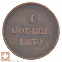 1830 GUERNESEY 1 DOUBLE 6464