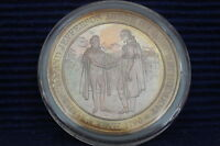 1790   FRANKLIN MINT HISTORY OF THE UNITED STATES BRONZE COIN