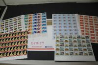 CKSTAMPS : LOVELY MINT NH OG US SHEETS STAMPS COLLECTION  FACE VALUE $68.00