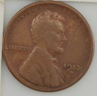 1913-S LINCOLN WHEAT EARS CENT Z04