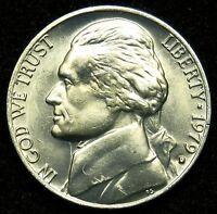 1979 D UNCIRCULATED JEFFERSON NICKEL BU B03