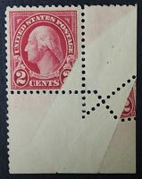 CKSTAMPS: US ERROR EFO FREAKY STAMPS COLLECTION MINT H OG THIN, PERF ERROR