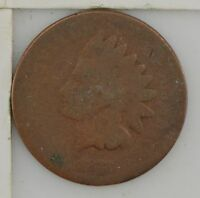 1873 INDIAN HEAD ONE CENT Z16