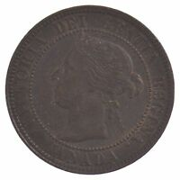 1897 CANADA ONE CENT QUEEN VICTORIA 4720