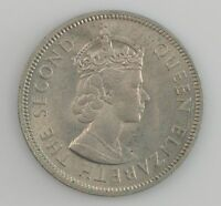 1961 MALAYA AND BRITISH BORNEO 20 CENTS HIGH GRADE 1758
