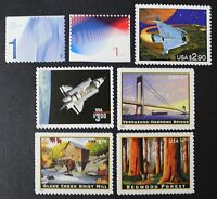 CKSTAMPS: US HIGH VALUE STAMPS COLLECTION MINT NH FACE VALUE $24