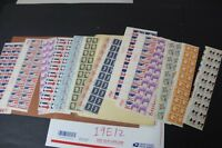 CKSTAMPS : LOVELY MINT NH US PLATE BLOCKS STAMPS COLLECTION  FACE VALUE $79.00