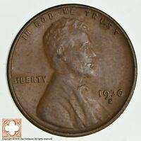 1930 S LINCOLN WHEAT CENT 2239