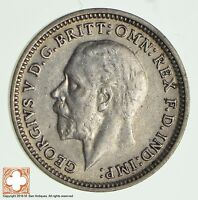 1932 GREAT BRITAIN 3 PENCE 9633