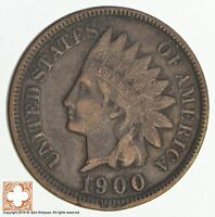 1900 INDIAN HEAD CENT 4571