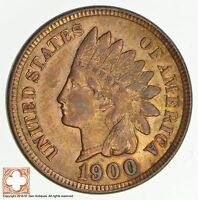 1900 INDIAN HEAD CENT 4540