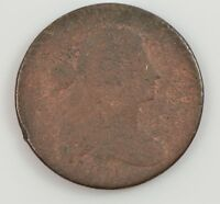 1801 DRAPED BUST LARGE CENT 122