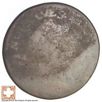 1787 NEW JERSEY SHIELD COPPER CENT 637