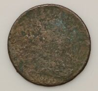 1806 DRAPED BUST CULLED HALF CENT G17