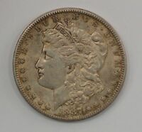 1887-S MORGAN SILVER DOLLAR Q59