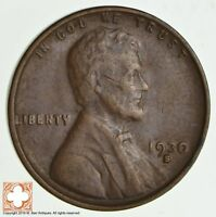 1930-S LINCOLN WHEAT CENT 2225