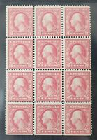 CKSTAMPS: US STAMPS COLLECTION SCOTT505 2 MINT 11NH 1LH OG, TWO 5C NH CV$2000