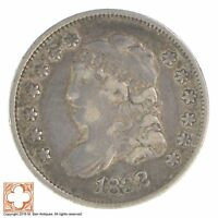 1832 CAPPED BUST HALF DIME  XB54