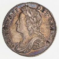 1741 GREAT BRITAIN SIXPENCE  2490