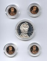 2009 ABRAHAM LINCOLN COIN & CHRONICLES SET